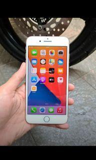 iPhone 8 plus 256gb Gold zp/a  Fullset Lancar