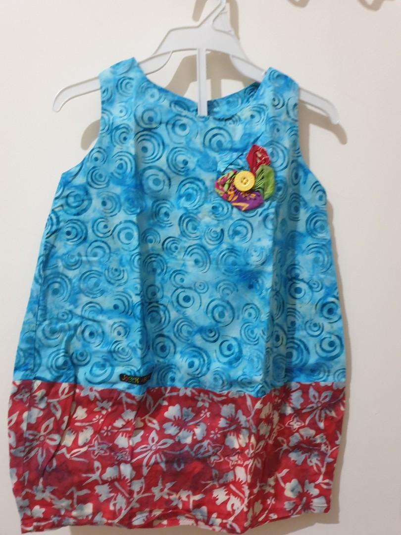 Joger Arlyn Dress Bright Blue