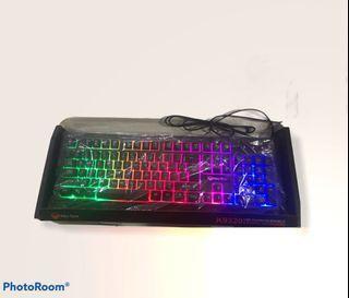 keyboard gaming meetion