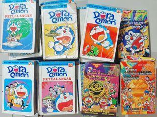 KOMIK BEKAS: Doraemon   Cardraptor Sakura   Sailor Moon   Detective Conan   Shinchan   preloved buku #Ramadhansale