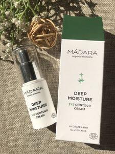 Madara Deep Moisture Eye Contour Cream 深度保濕亮眼霜(15ml)