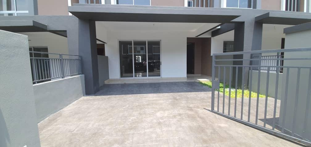 NEW SERENE HEIGHT (EUGINIA) DOUBLE STOREY IN BANGI