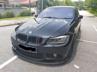 SAMBUNG BAYAR BMW E90 325I MSPORT