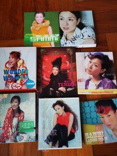 Sammi 鄭秀文 CD