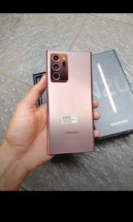 Samsung Note 20 Ultra 256gb SEIN