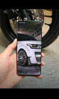 Samsung S20 plus 8/128 fullset lancar