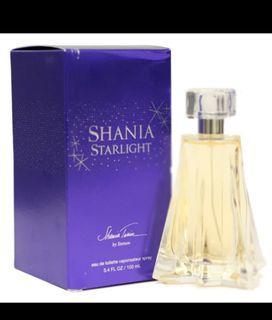 Shania Twain Shania Starlight by Shania Twain for Women. Eau De Toilette Spray , 50 ml