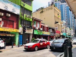 Shop Lot Jalan Tun HS Lee / Petaling Street / Kuala Lumpur City