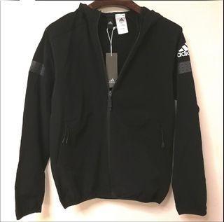 (Size M)Adidas windbreaker 防曬風褸超強彈力 順滑質感Jacket