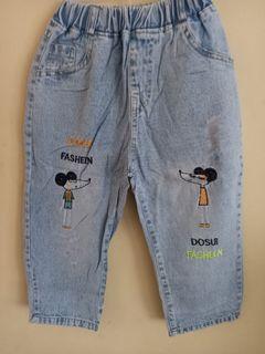 #THR2021 Celana Panjang Jeans Anak