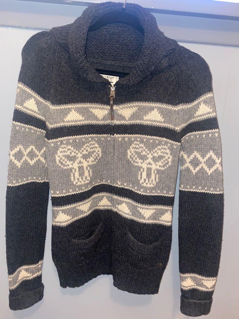 TNA Artzia Wool Jacket