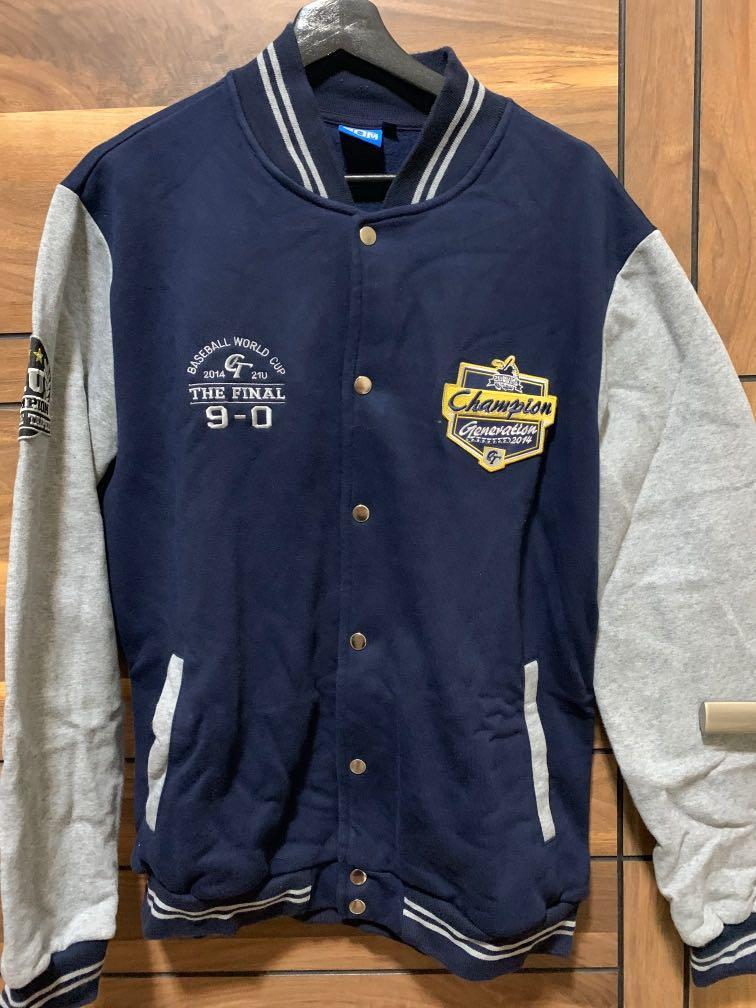21U世界棒球賽 中華隊冠軍紀念外套