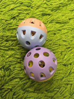 鈴鐺球/貓咪、狗狗玩具