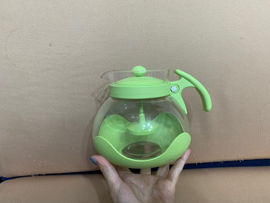 耐熱玻璃泡茶壺 600ml