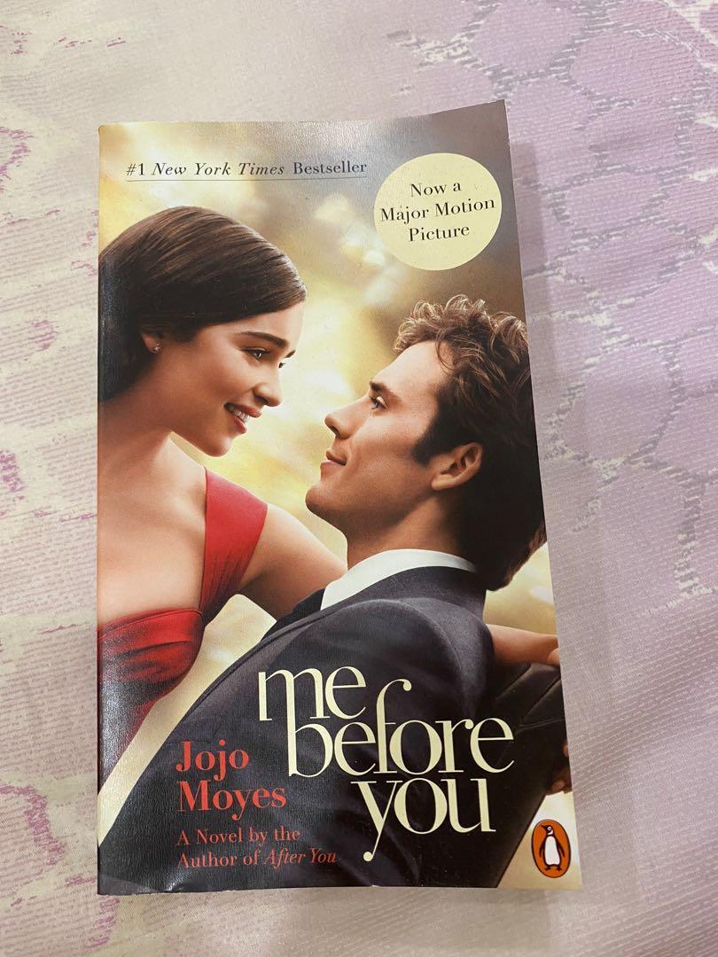 [圖書]原文小說 - Me before you  ISBN: 978-0-14-313015-4