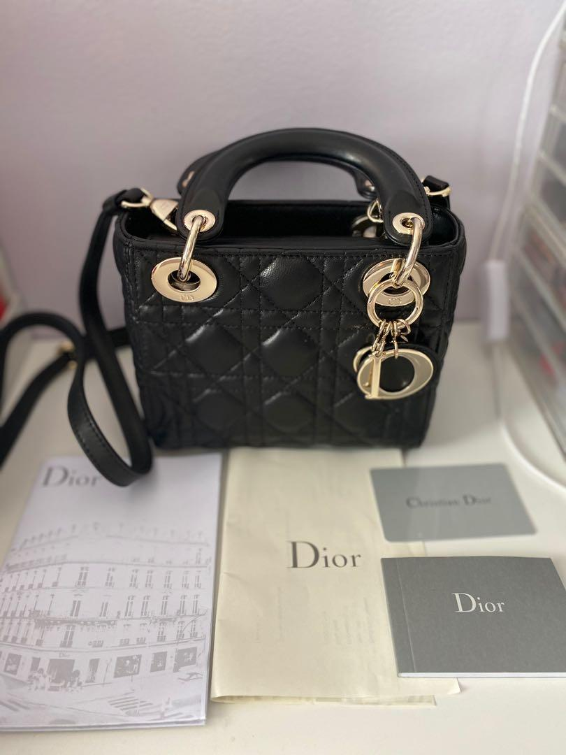 Authentic Lady Dior