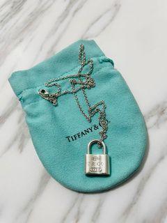 Authentic Tiffany Padlock