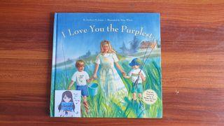 Barbara M. Joosse - I Love You the Purplest