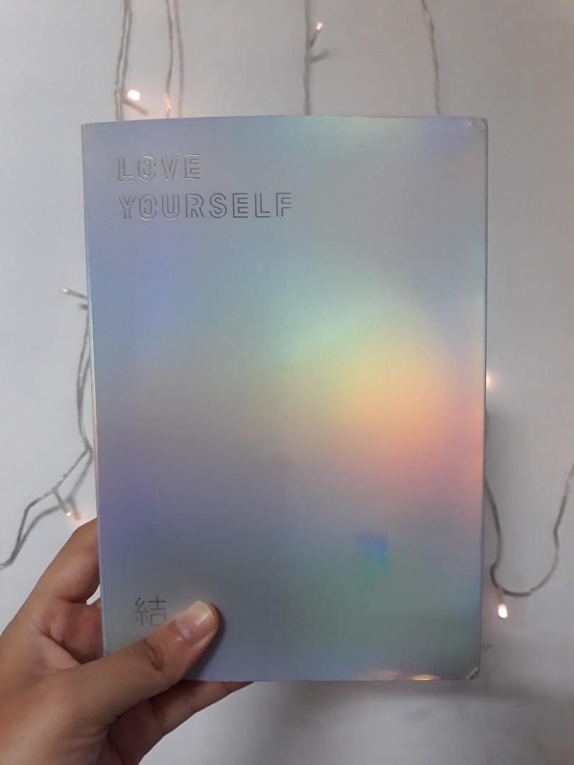 BTS Love Yourself: Answer ALBUM