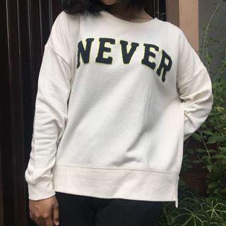 Crewneck never