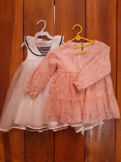 Dress anak usia 1-3 tahun