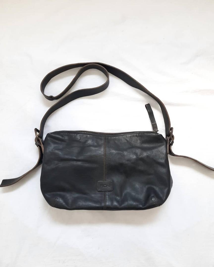 Fion Leather Sling Bag