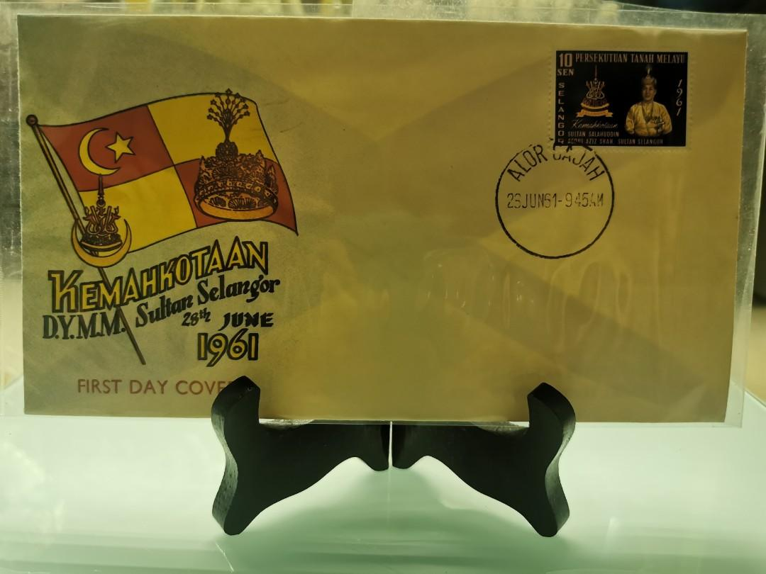First Day Cover 1961