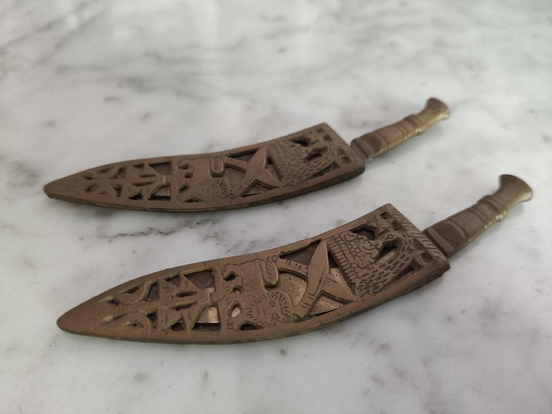 Hand Crafted Parang/Knife With Sleeve