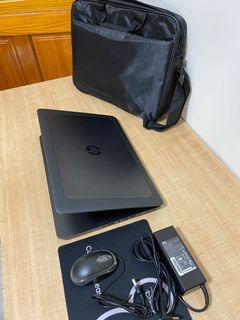 HP 480GB SSD 7th Generation Core i7 laptop with 15.6