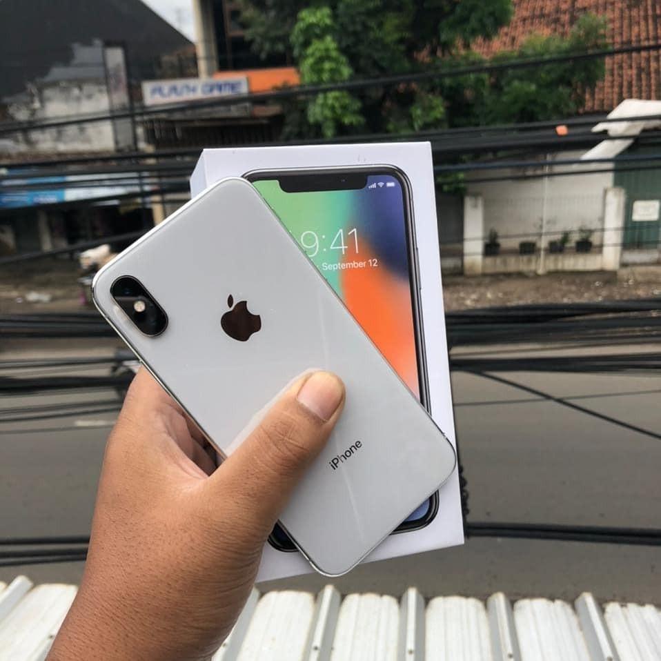 iPhone X 64gb murah