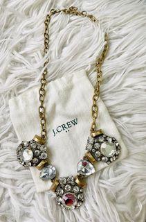 J. Crew 4 necklaces and 1 Bracelet Bundle