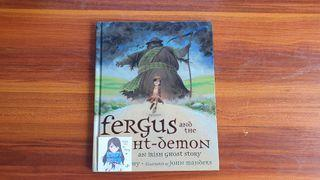 John Manders - Fergus and the Night Demon - An Irish Ghost Story