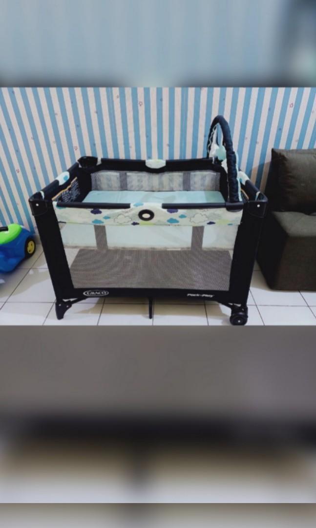 JUAL CEPAT kasur bayi / baby box