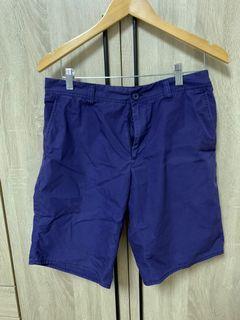 NET men 海軍藍短褲 navy