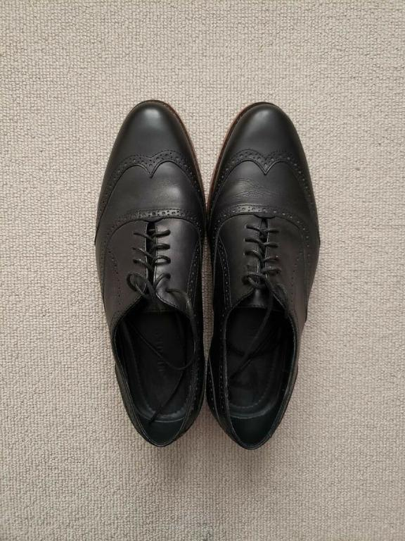 Nisolo Taylor Wingtip shoes