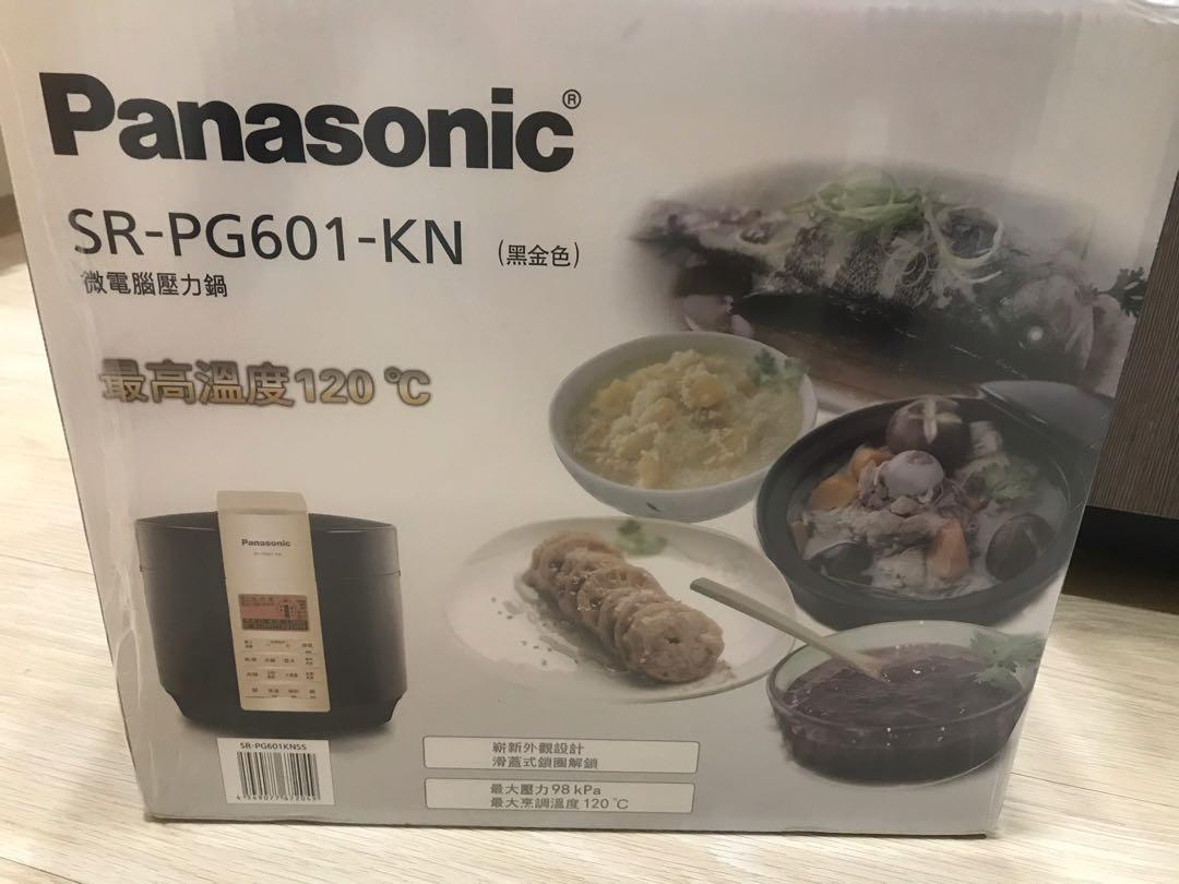 Panasonic微電腦壓力鍋