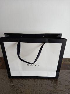 Paperbag gucci