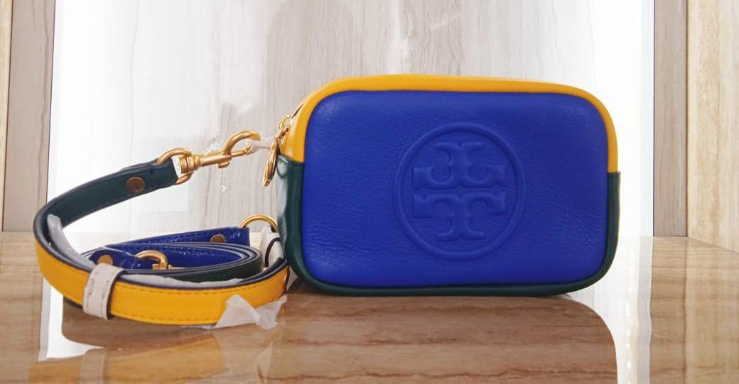 🔥Ready🔥Tory Burch Bombe Mini Color Block