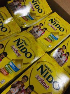 Super price drop nido fortigrow 700g/box