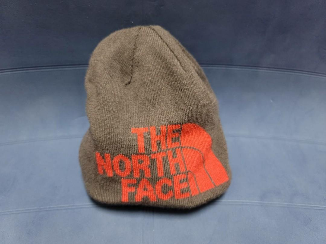 The North face毛帽