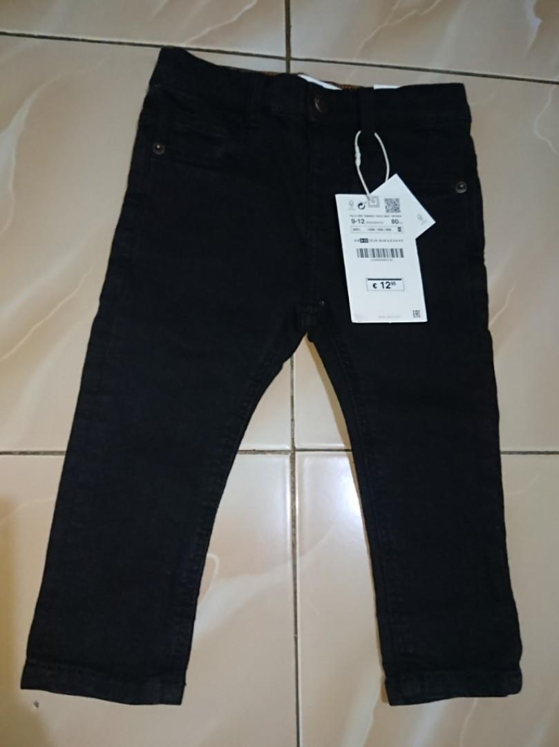 Zara kids (9-12m) skinny jeans