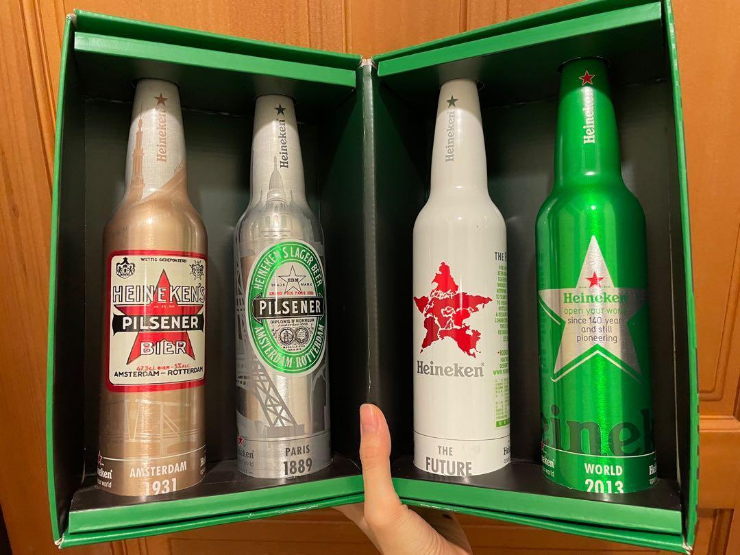 海尼根140紀念瓶 收藏組
