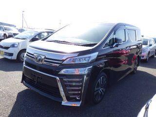 2018 Toyota Vellfire 2.5 ZG (A)