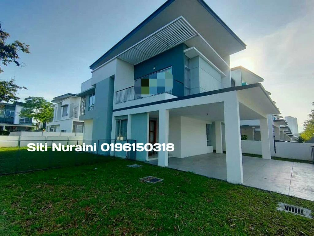 2 Storey Corner Lot with Extra Land, Parkfield Tropicana Heights, Kajang