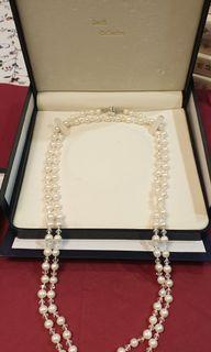 珍珠項鍊(長)