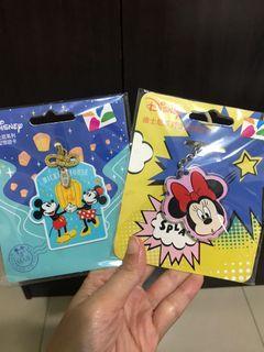 迪士尼系列造型悠遊卡旅遊趣天燈驚訝米妮