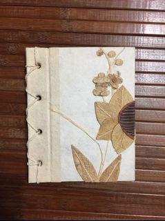 空白再生紙筆記本