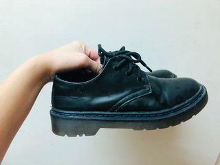 復古皮鞋馬丁鞋