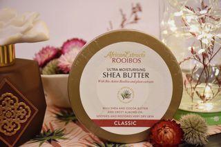 防疫也要防雙手噴酒精乾澀老化 南非 乳木果油 博士茶 潤膚霜 Rooibos Shea Butter