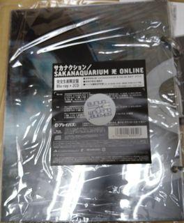 サカナクション  / SAKANAQUARIUM 光 ONLINE [Blu-ray+2CD/完全生産限定版]